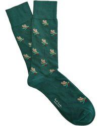 Paul Smith - Dreamer Printed Socks - Lyst