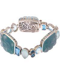Stephen Dweck - Mixed Gemstone Bracelet - Lyst
