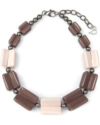Diana Broussard - Jaden Lego Necklace - Lyst