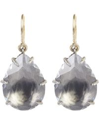 Larkspur & Hawk - Caterina One Drop Earrings - Lyst