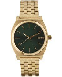 Nixon - Time Teller Sunday Watch - Lyst