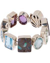 Stephen Dweck - Silver Multi-stone Bracelet - Lyst