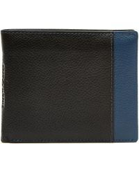 Simon Carter - Bifold Leather Wallet - Lyst