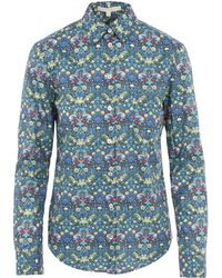 Liberty - Strawberry Thief Women's Bryony Shirt - Lyst