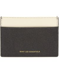 Want Les Essentiels De La Vie - Branson Card Holder - Lyst