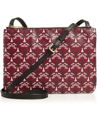 Liberty - Bayley Cross Body Pouch In Iphis Canvas - Lyst