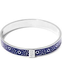 Liberty - Pemberley Solid Floral Bracelet - Lyst