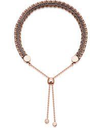 Astley Clarke - Thundercloud Woven Kula Bracelet - Lyst