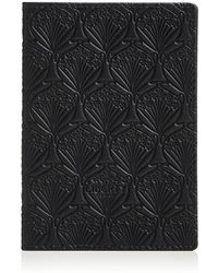 Liberty - Iphis Leather Passport Cover - Lyst
