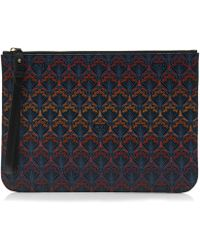 Liberty Iphis Canvas Dawn Clutch
