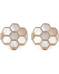 Simon Carter - Honeycomb Cufflinks - Lyst