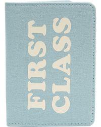Ban.do - First Class Passport Holder - Lyst
