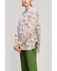 Étoile Isabel Marant - Mexika Printed Cotton Shirt - Lyst