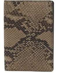 The Case Factory - Python Passport Cover - Lyst
