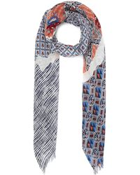 Inouitoosh - Provence Cotton Scarf - Lyst