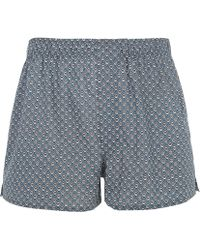Liberty - Juno Tana Lawn Cotton Boxer Shorts - Lyst