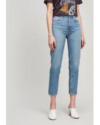 M.i.h Jeans - Mimi High Rise Vintage Jeans - Lyst