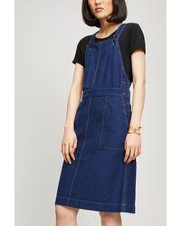 YMC - Wendy Denim Dress - Lyst
