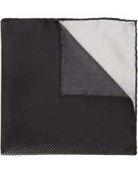 Lanvin - Four-tone Pocket Square - Lyst