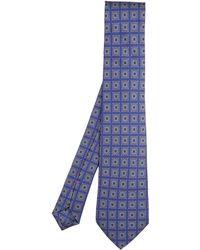 Liberty - Tiverton Printed Silk Tie - Lyst