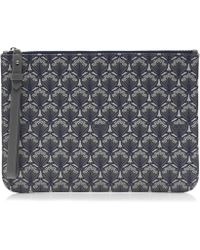 Liberty Iphis Canvas Clutch