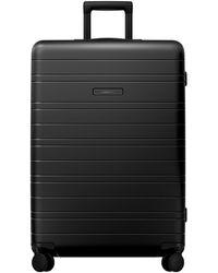 Horizn Studios H7 4-wheel 77cm Large Suitcase - Black