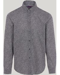 Liberty - Lewin Tana Lawn Cotton Long-sleeved Lasenby Shirt - Lyst