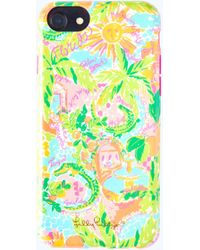 Lilly Pulitzer - Iphone Hybrid Classic Cover - Lyst