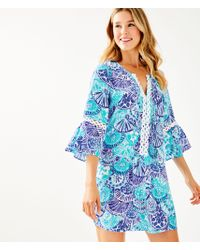 Lilly Pulitzer - Hollie Tunic Dress - Lyst