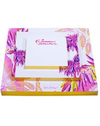 Lilly Pulitzer - Notepad Set - Lyst
