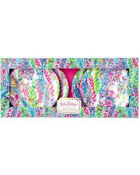 Lilly Pulitzer - Appetizer Plates - Lyst