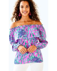 Lilly Pulitzer - Dee Top - Lyst