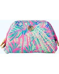 Lilly Pulitzer - Waterside Cosmetic Case - Lyst