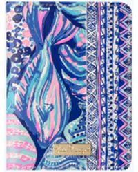 Lilly Pulitzer - Passport Cover - Lyst