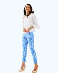 """Lilly Pulitzer - 29"""" Kelly Ankle Length Skinny Pant - Lyst"""