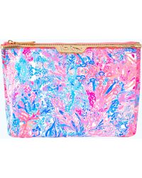 Lilly Pulitzer - Breezy Pouch - Lyst