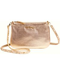 Lilly Pulitzer - Studded Leather Cruisin Crossbody Bag - Lyst