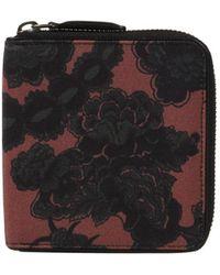Dries Van Noten - Cotton Canvas Wallet - Lyst