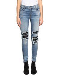 Amiri - Mx1 Denim Cotton Jeans - Lyst