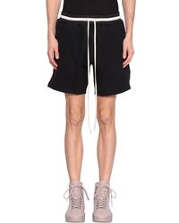 Fear Of God - Cotton Shorts - Lyst