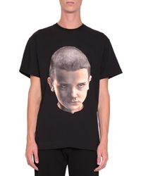 ih nom uh nit - Eleven Printed Cotton Jersey T-shirt - Lyst