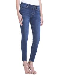 Liverpool Jeans Company - Piper Hugger Ankle Skinny - Lyst