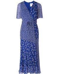 John Lewis - Elif Silk Dress - Lyst