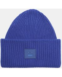 Acne Studios - Pansy Small Face Hat In Blue - Lyst