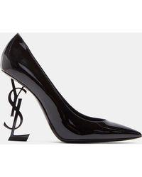 Saint Laurent - Opyum 110 Court Shoes - Lyst