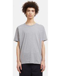 Acne   Niagara T-shirt In Grey   Lyst