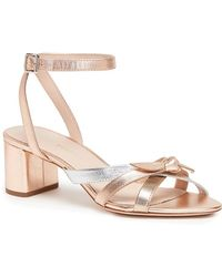 Loeffler Randall - Anny Delicate Strap Sandals - Lyst