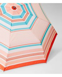 LOFT - Striped Umbrella - Lyst