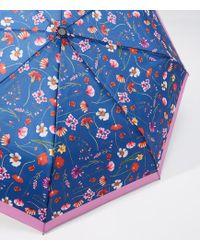 LOFT - Floral Umbrella - Lyst