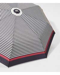 LOFT - Striped Umbrella - Lyst